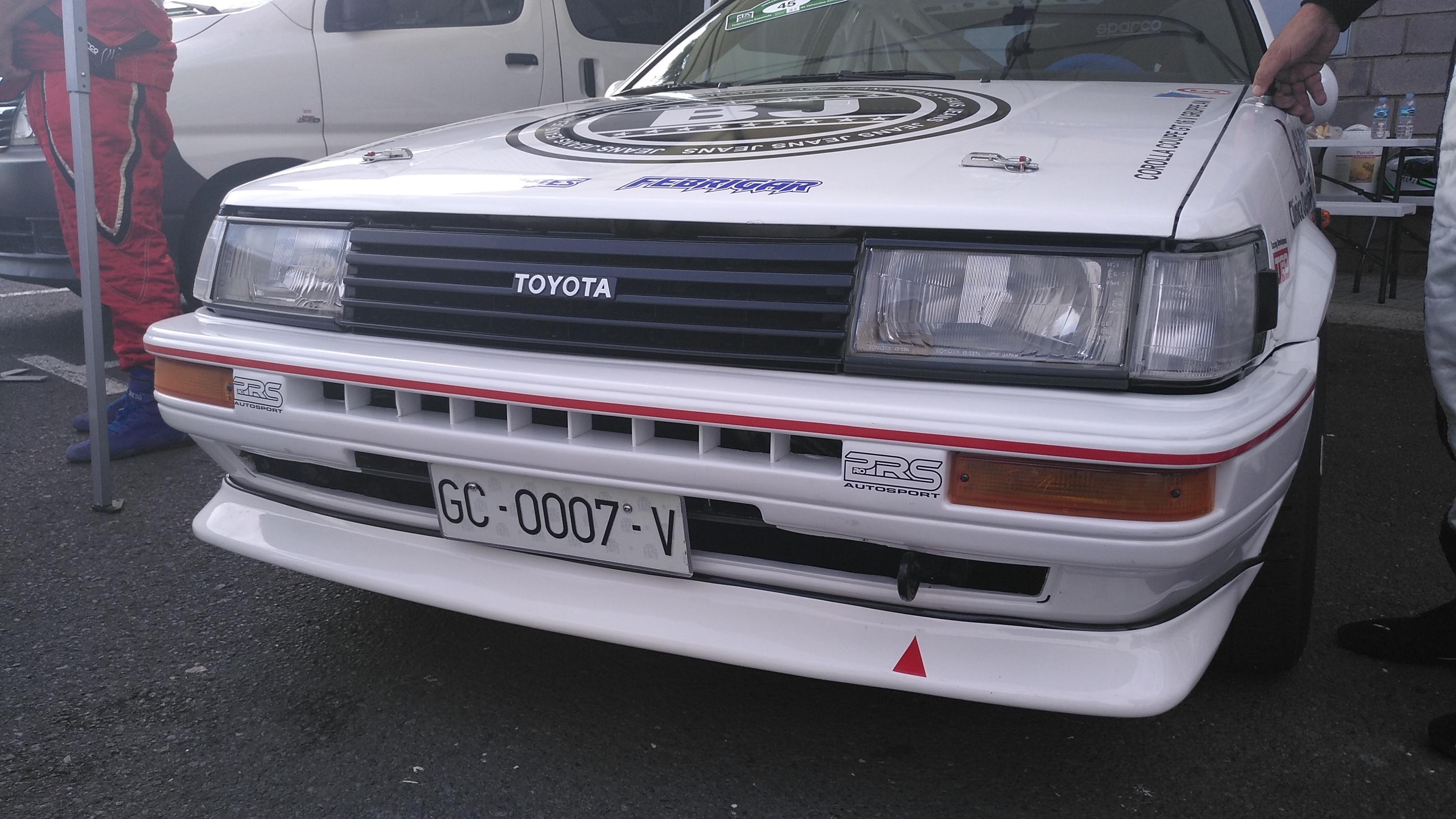 Toyota Corolla AE86 - Miguel Ángel López
