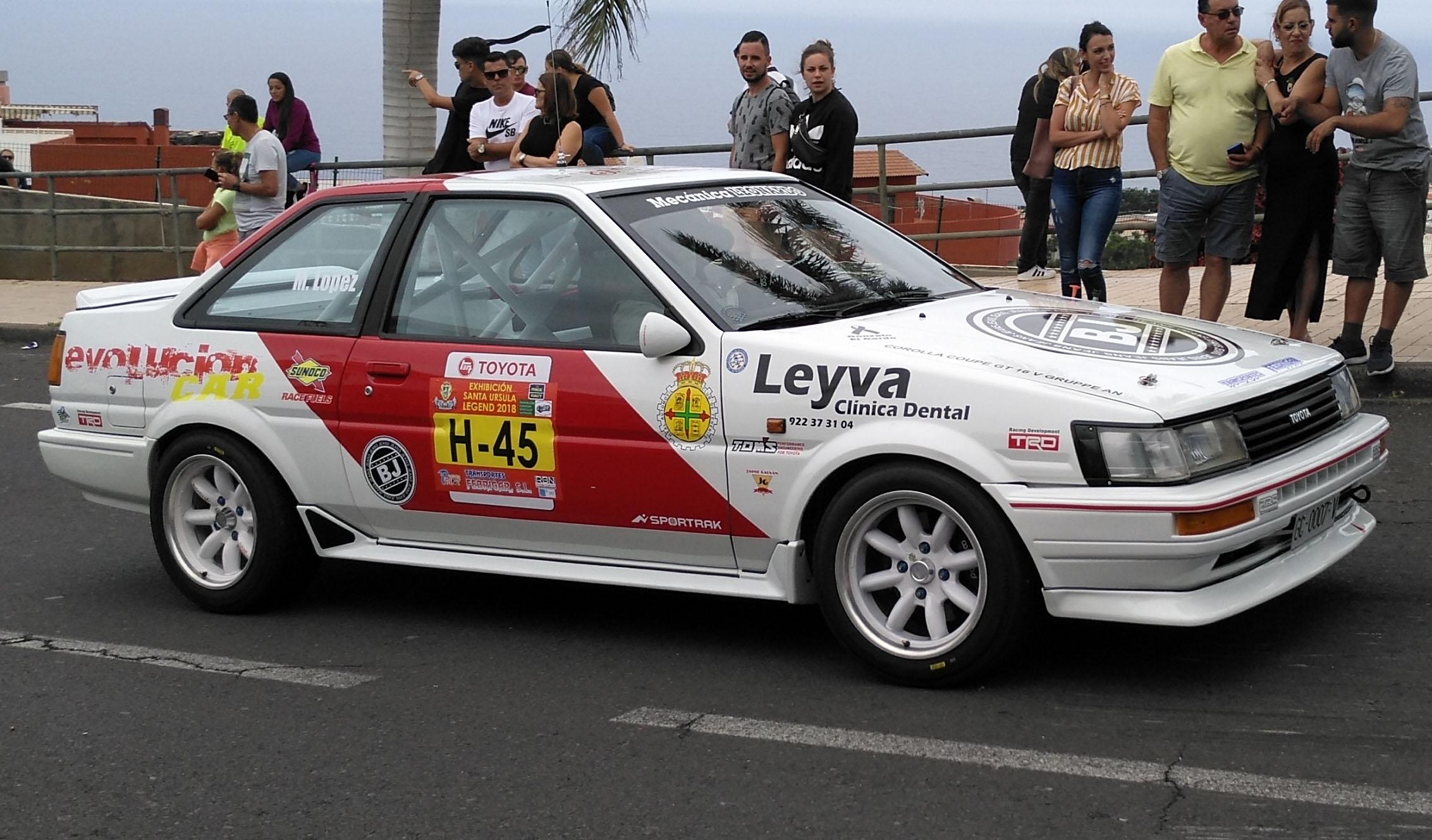 Lubricantes Motul - Toyota Corolla - Miguel Ángel López