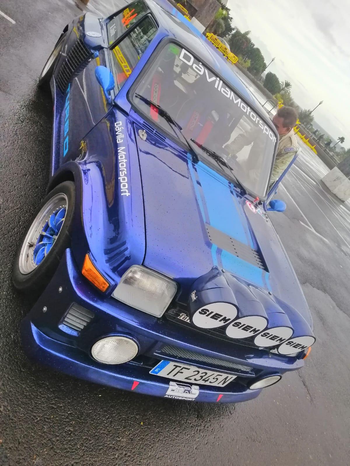 Renault 5 Maxi Turbo - Melchor Dávila