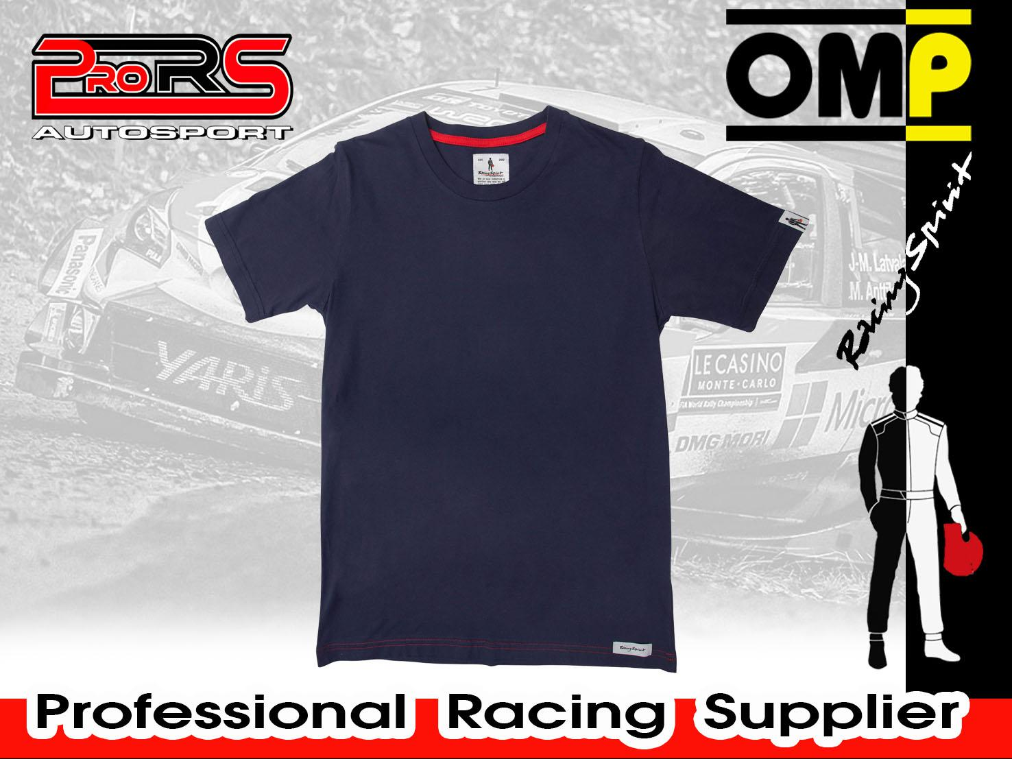 Camiseta modelo ESSENTIAL NAVY BLUE