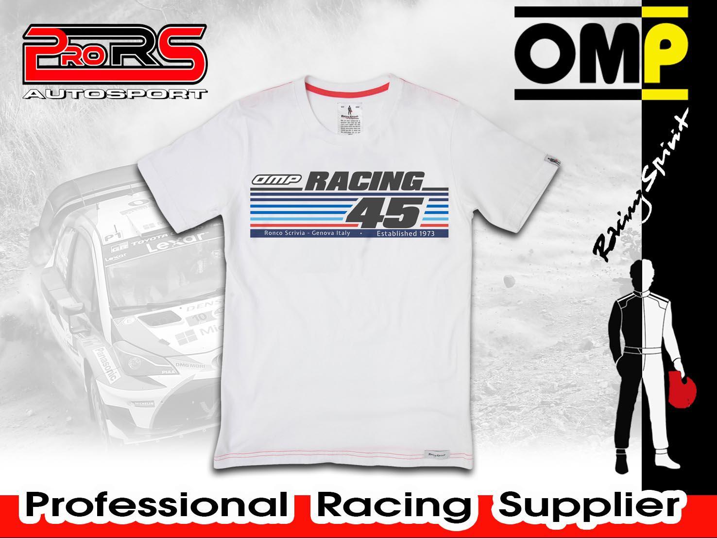 Camiseta modelo RACING