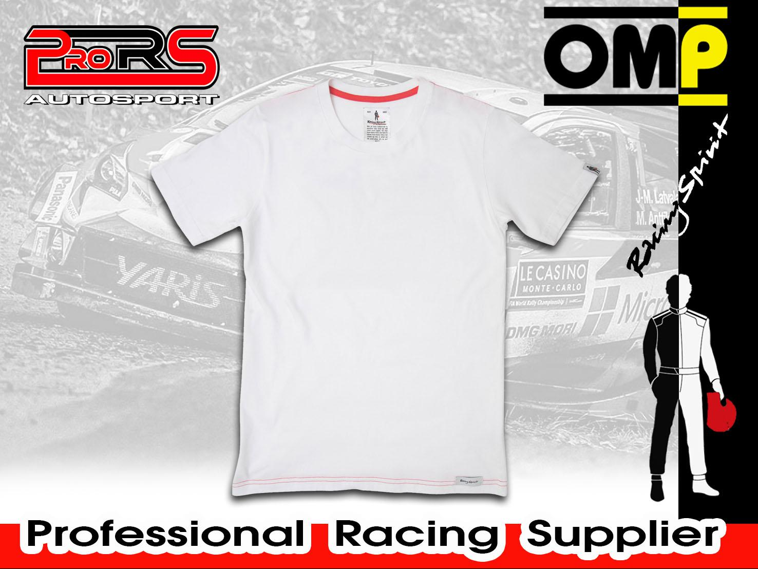 Camiseta modelo ESSENTIAL WHITE