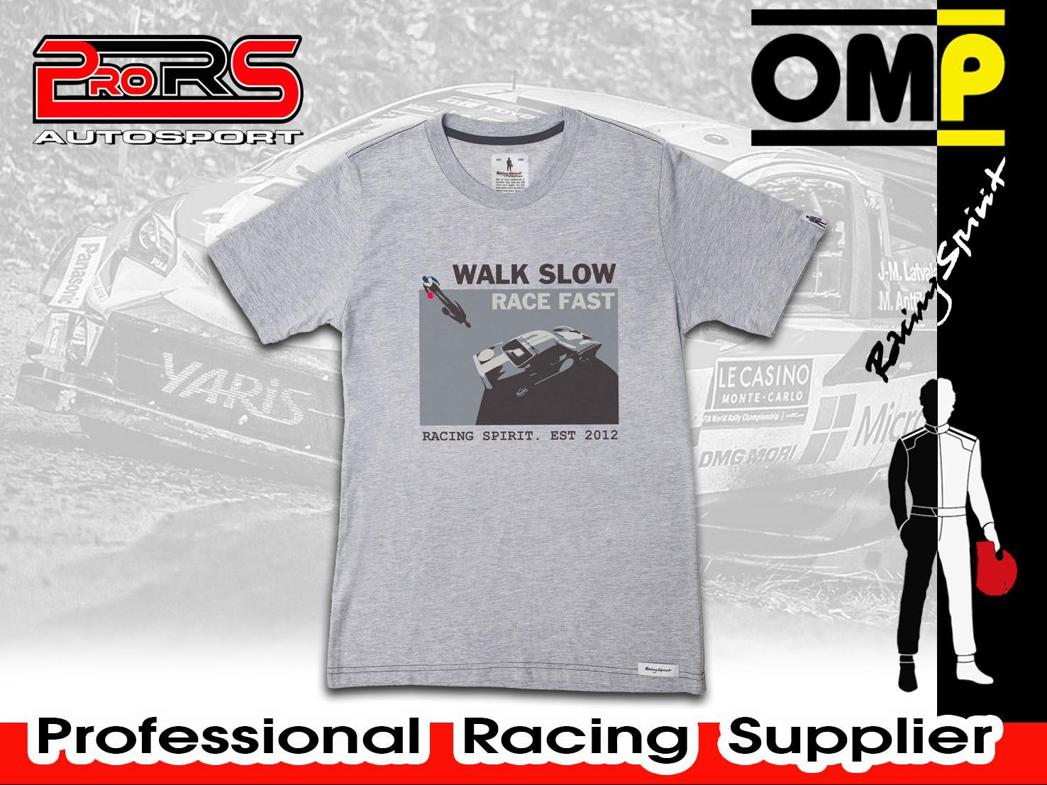 Camiseta modelo WALK SLOW
