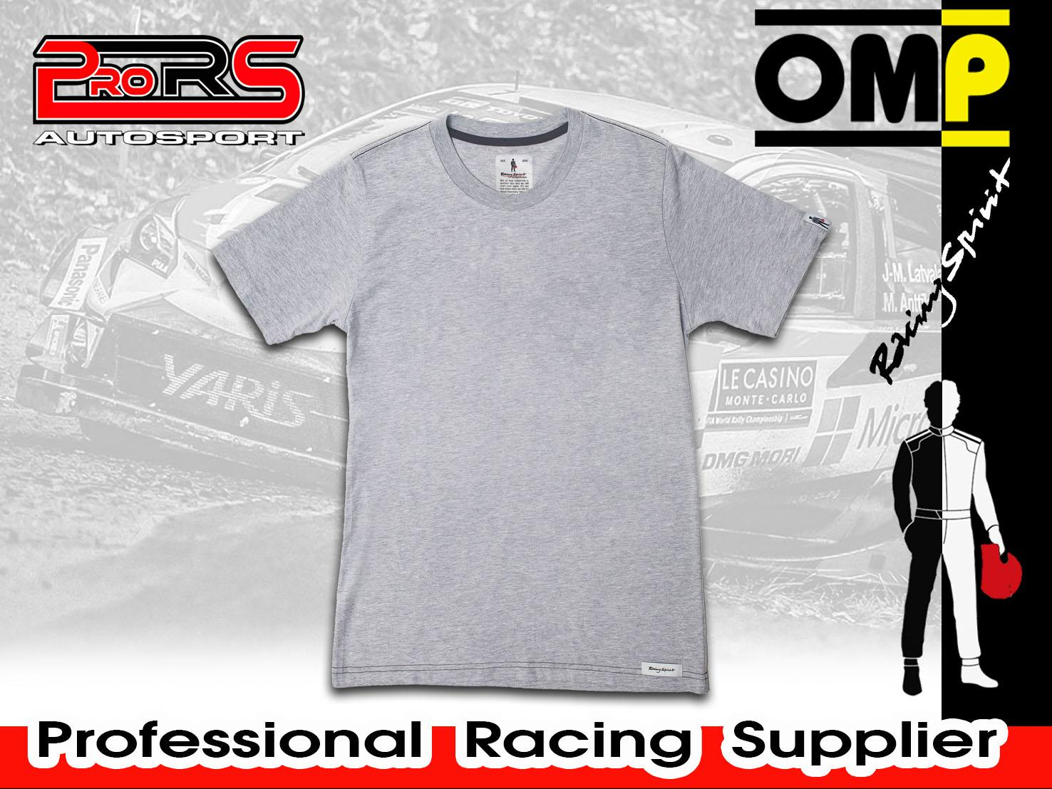 Camiseta modelo ESSENTIAL HEATHER GRAY