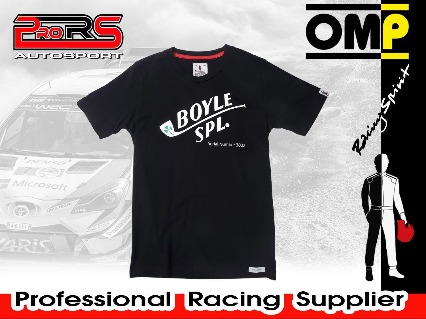 Camiseta modelo BOYLE SPECIAL