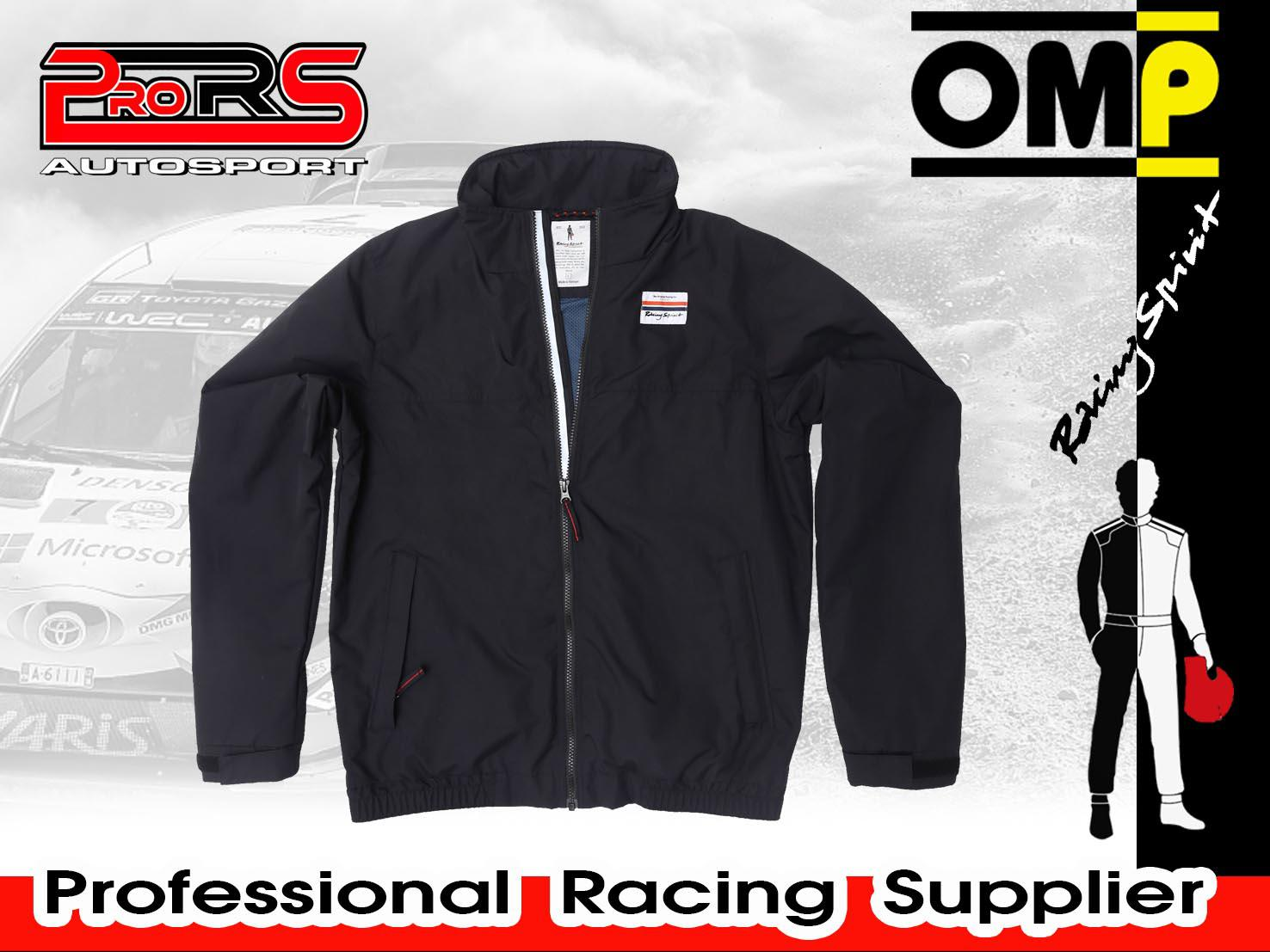 Chaqueta modelo RACING SPIRIT PATCH