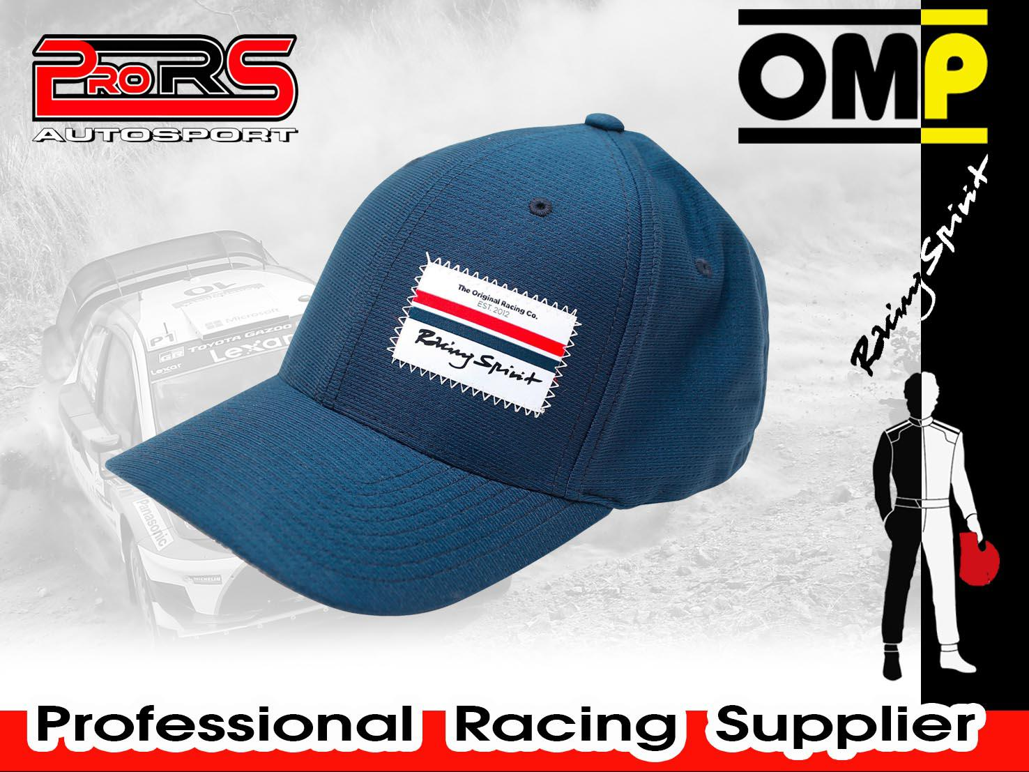 Gorra modelo RACING SPIRIT PATCH